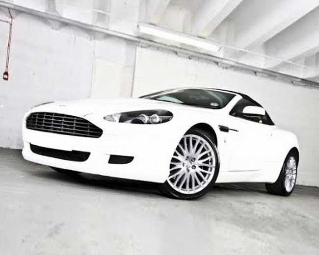 Aston Martin Volante Hire