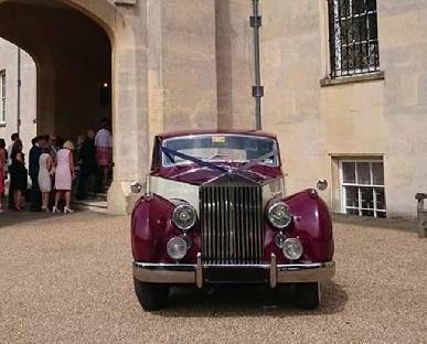1955 Rolls Royce Silver Wraith